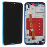 Huawei P20 Lite LCD Screen & Touch Digitiser With Frame - Blue