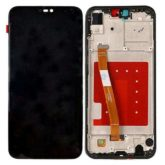 Huawei P20 Lite LCD Screen & Touch Digitiser With Frame