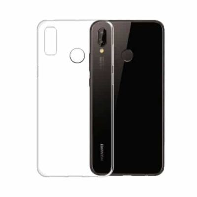 Huawei P20 Lite Ultra Thin Clear TPU Gel Case