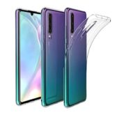 Huawei P30 Ultra Thin Clear TPU Gel Case