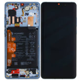 Genuine Huawei P30 Pro LCD Screen & Touch Digitiser With Frame & Battery - Breathing Crystal