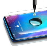 Huawei P30 Pro Full 5D UV Glue Tempered Glass
