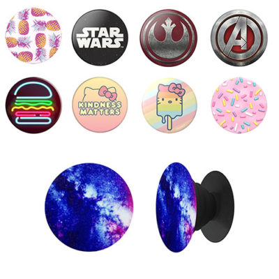 PopSocket Expanding Stand and Grip for Smartphones and Tablets