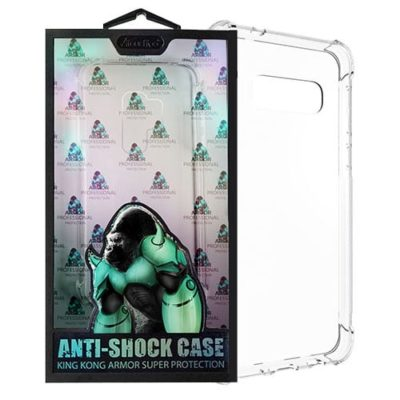 Atouchbo Genuine Anti-Shock King Kong Super Protection Shockproof TPU Gel Case – Samsung Galaxy S10