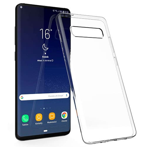 Samsung Galaxy S10 Plus Ultra Thin TPU Gel Case