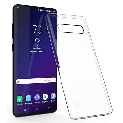 Samsung Galaxy S10 Ultra Thin TPU Gel Case