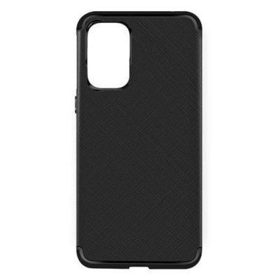 Samsung Galaxy S20 Plus Matte Black Cross Pattern TPU Gel Case