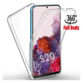 Samsung Galaxy S20 360º PC & TPU Full Case With Protective Screen Cover