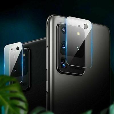 Camera Lens Tempered Glass Screen Protector Film – Samsung