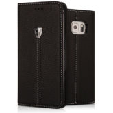 Samsung G925 Galaxy S6 Edge XUNDD Style Premium Wallet Case With Card Slots