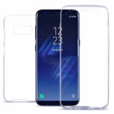 Samsung Galaxy S8 360° Ultra Thin Shockproof TPU Gel Protective Case