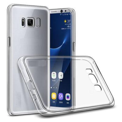 Samsung Galaxy S8 0.3mm Ultra Thin TPU Gel Case