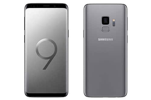 Samsung Galaxy S9 To Come In Titanium Grey