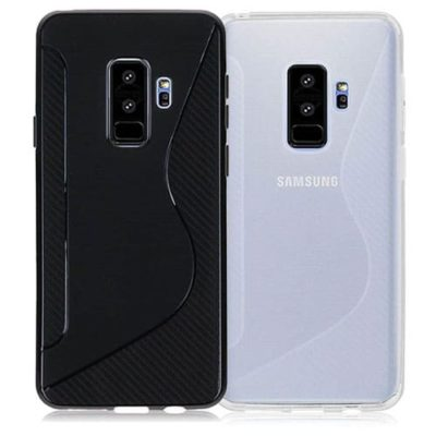 Samsung Galaxy S9 Slim Fitting S-Line Gel TPU Case