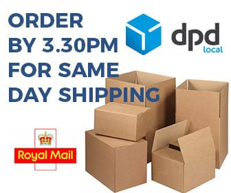 Order By 4.30PM For Same Day Shipping
