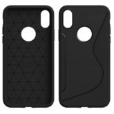iPhone X Slim Fitting S-Line Gel TPU Case