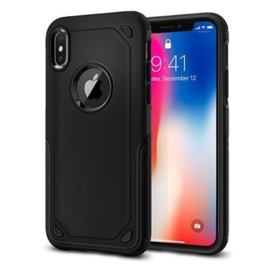 iPhone X / XS Hybrid Dual-Layer Armor Case