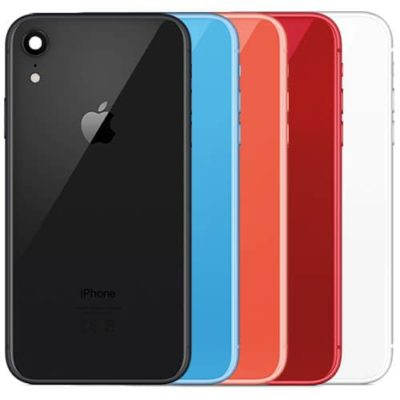 Genuine iPhone XR Rear Housing With Parts & Battery