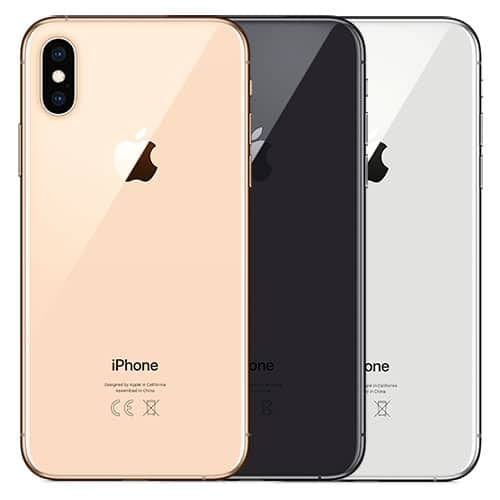 Genuine iPhone XS Max Rear Housing With Parts & Battery – 14 Day